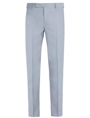 Paul Smith Soho wool and mohair-blend suit trousers