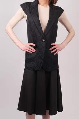 Gracia Floral Imprint Vest