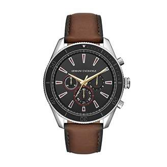 AIX Men's Chronograph Leather Watch AX1822
