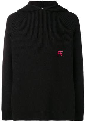 Raf Simons hooded sweater