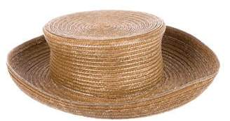 Eric Javits Woven Straw Hat w/ Tags