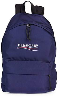 Balenciaga Political Explorer Backpack