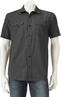 Levi's Levis Men's Solid Button-Down Shirt