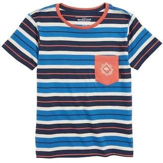 Quiksilver Oloa Stripe Shirt (Toddler Boys & Little Boys)