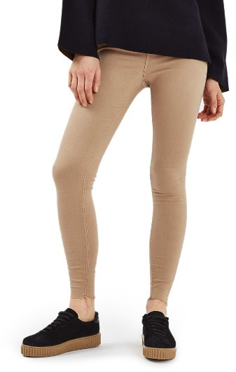 TopshopWomen's Topshop Jamie Raw Hem Skinny Jeans