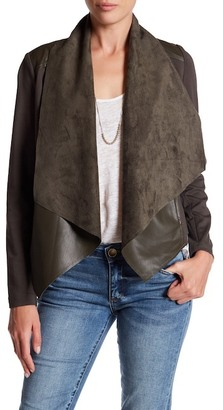 KUT from the Kloth Faux Leather Jacket $89 thestylecure.com