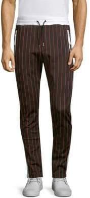 Diesel Black Gold DBG Stripe Sweatpants