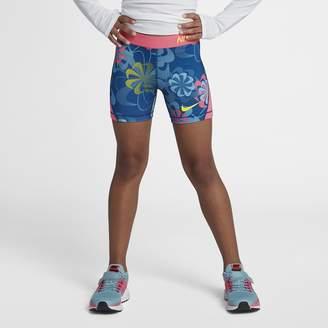Nike Pro Big Kids' (Girls') Running Shorts