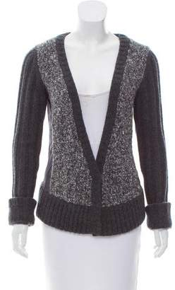 Reed Krakoff Cashmere-Accented Wool Cardigan