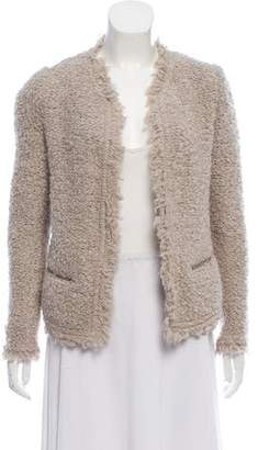 IRO Textured Casual Jacket