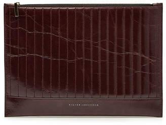 Victoria Beckham Leather Pouch