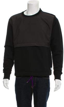 Paul Smith Rib Knit Crew Neck Sweater