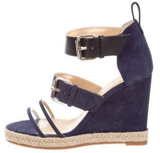 Ritch Erani NYFC Suede Espadrille Wedge Sandals w/ Tags recommend 2015 online buy cheap 100% original free shipping limited edition tftl8yyu