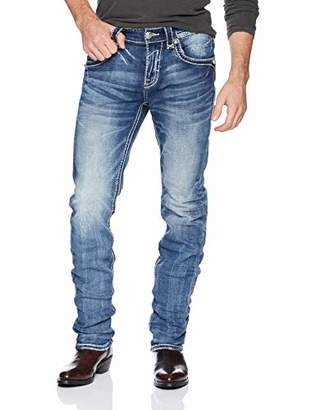 80da213740 Rock Revival Blue Men s Clothes - ShopStyle