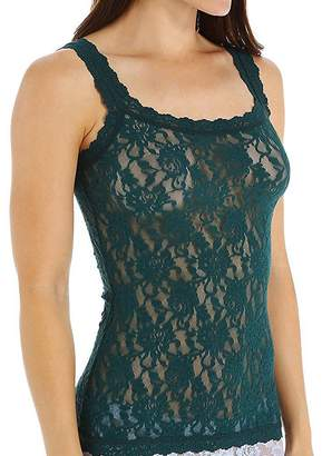 Hanky Panky Women's Signature Lace Unlined Cami Tank Top XL