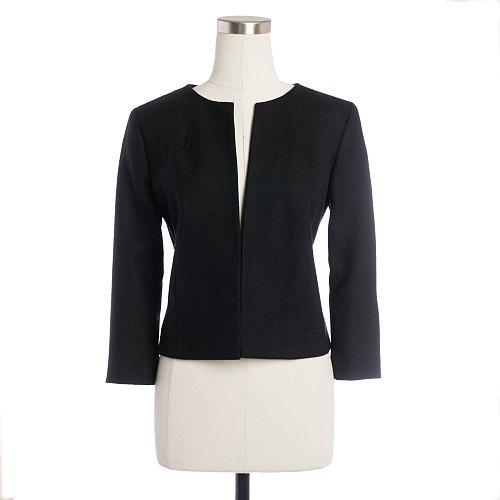 Wool herringbone Astrid jacket