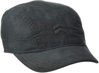 A. Kurtz A.Kurtz Men's Slope-Front Military Cap