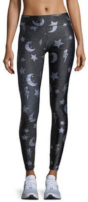 Terez To The Moon and Back Tall-Band Full-Length Leggings