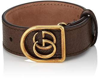Gucci Men's Marmont Leather Bracelet