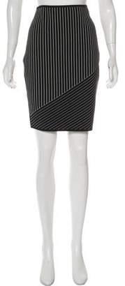 Alexander Wang Striped Pencil Skirt