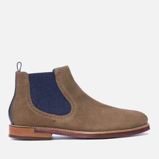 Ted Baker Men's Secaint Suede Chelsea Boots