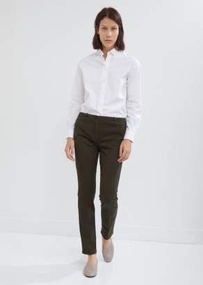 Aspesi Cropped Cotton Trousers