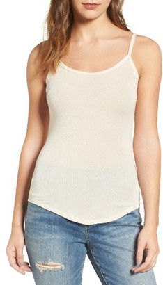 Women's Hinge Stretch Jersey Camisole $25 thestylecure.com
