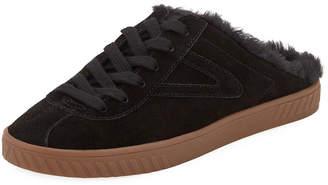Tretorn Cam2 Suede Slide Sneaker Mules