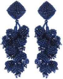Sachin + Babi Grapes Earrings - Navy