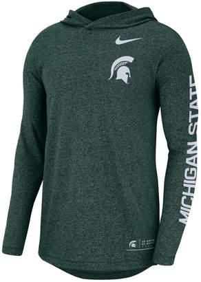 Nike Men's Michigan State Spartans Hoodie Tee