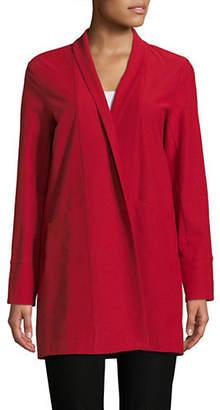 Eileen Fisher Longline Kimono Blazer