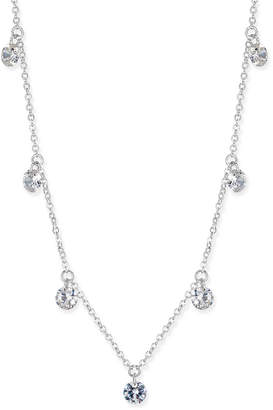 INC International Concepts I.n.c. Crystal Drop Necklace, Created for Macy's