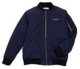 Calvin Klein Jeans Boy's Aviator Jacket