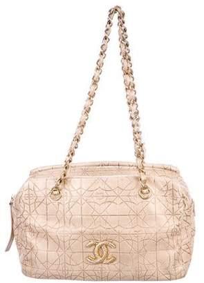 Chanel Paris-Moscou Moujik Bowler Bag
