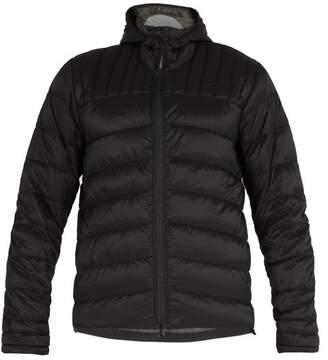 Canada Goose Brookvale Quilted Down Hooded Jacket - Mens - Black