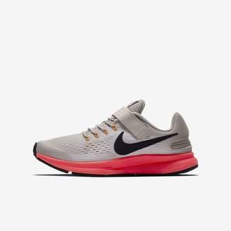 Nike Zoom Pegasus 34 FlyEase Big Kids' Running Shoe