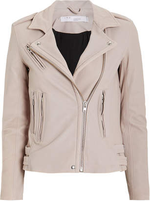 IRO Han Leather Moto Jacket