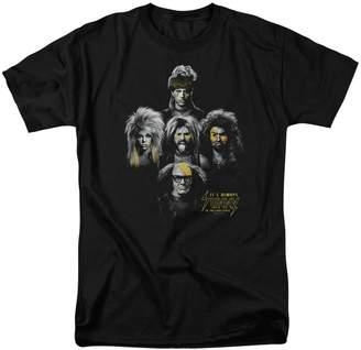 A&E Designs It's Always Sunny In Philadelphia Rocker Heads T-shirt