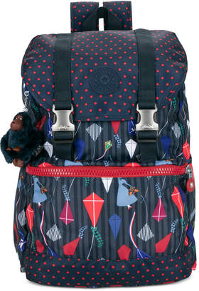 Kipling Disney's Mary Poppins City Pack Patchwork Backpack