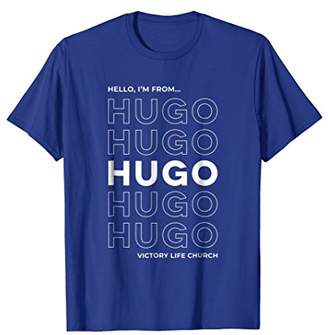 HUGO I'm from t-shirt