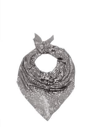 Paco Rabanne Chainmail mesh scarf