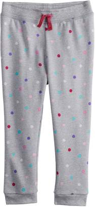 64b504dfa Baby Girl Jumping Beans Fleece Jogger