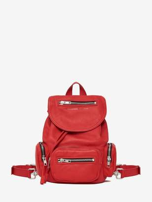 McQ Loveless Mini Drawstring Backpack