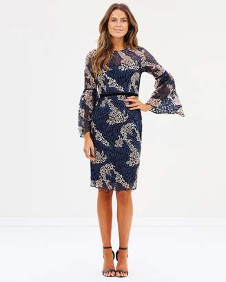 Rozie Fitted Dress