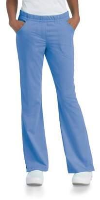 Landau Uniforms Urbane by Landau Women's Alexis Comfort Elastic Waist Scrub Pant