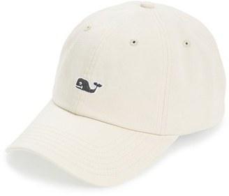 Men's Vineyard Vines Whale Logo Cap - Beige $32 thestylecure.com