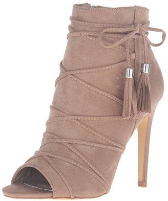 Madden Girl Women's Koorset Ankle Bootie $69.95 thestylecure.com