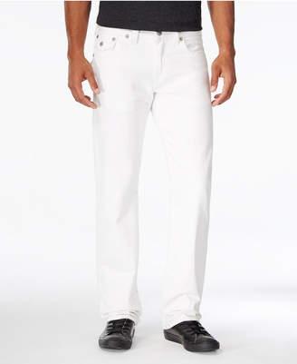 True Religion Men's Geno Slim-Fit Optic White Jeans