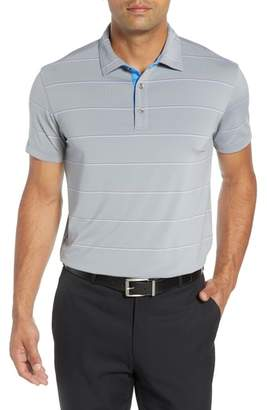 Bobby Jones Rule 23 Alliance Stripe Tech Polo