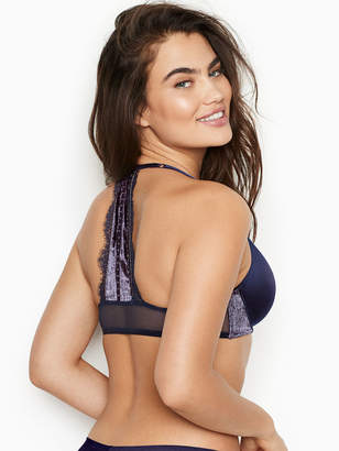Very Sexy Front-close Lightly Lined Plunge Bra